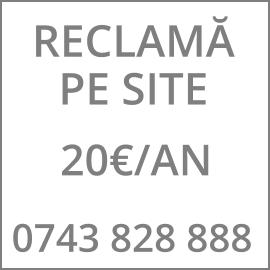 Reclama pe Site